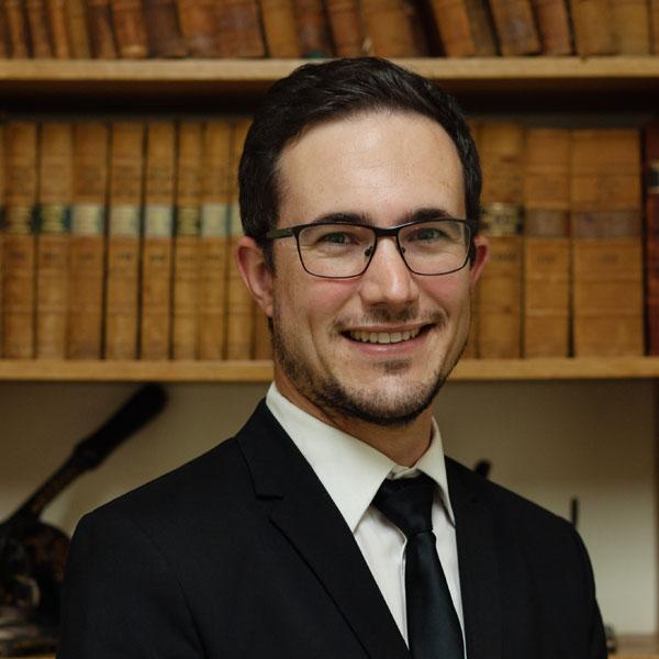 Pieter van Zyl lawyer